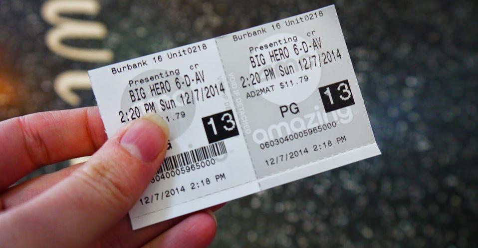 Haruskah Kita Menyimpan Tiket Bioskop Genmuda Com