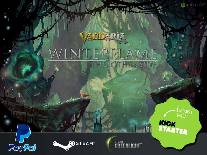 Salah satu video game karya anak bangsa yang hadir di Kickstarter