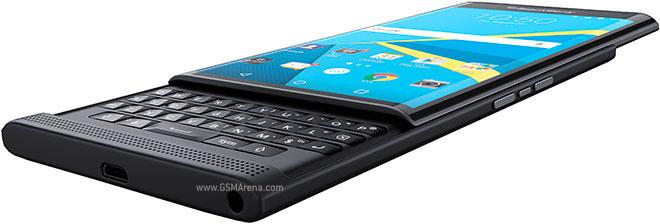 Blackberry Priv (foto: gsmarena.com)