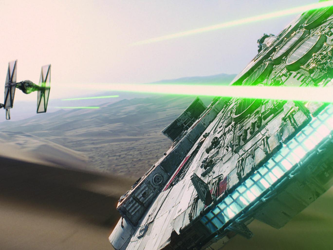 Star Wars: The Force Awakens Lucasfilm 2015