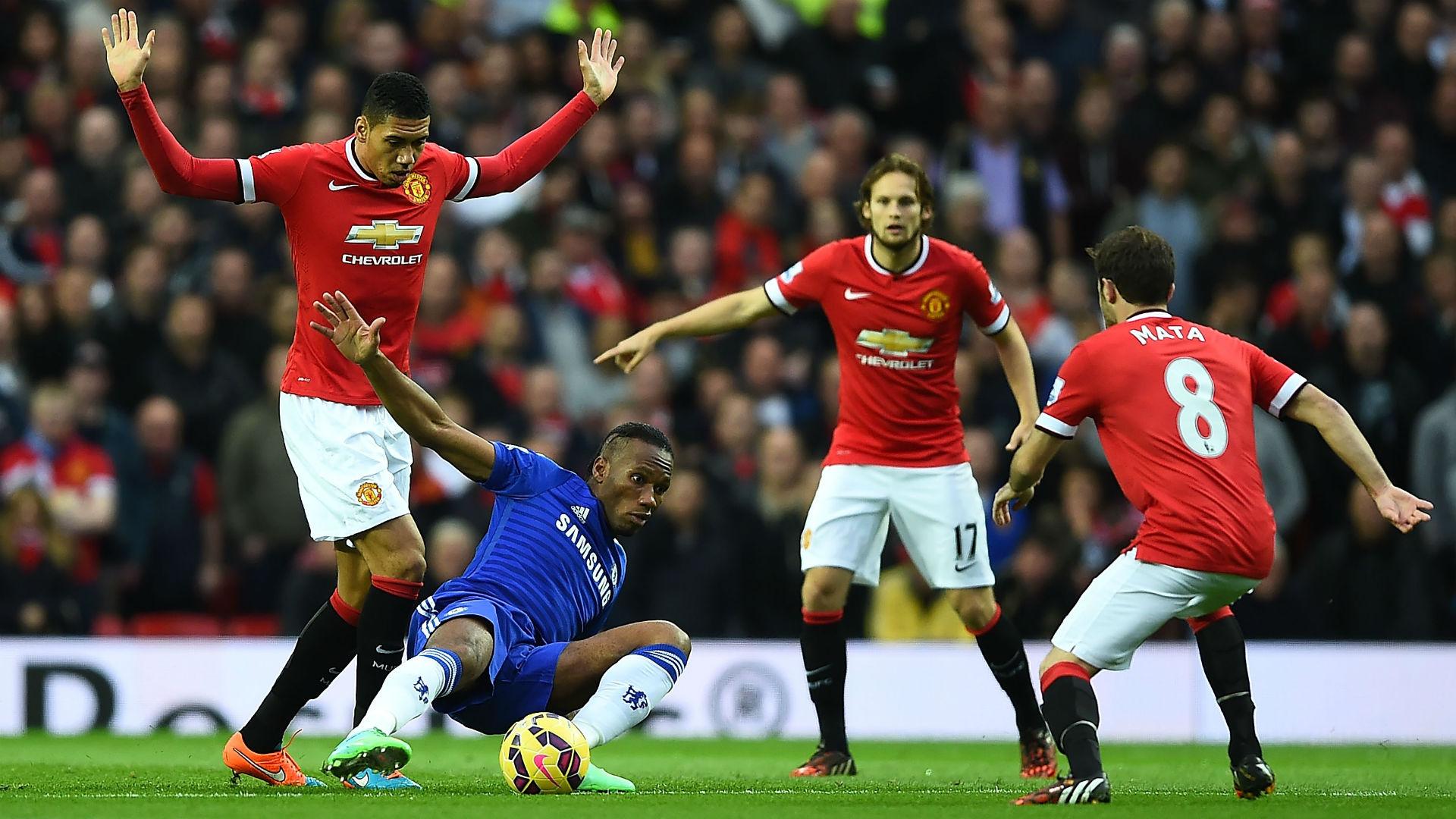 Laga MU vs Chelsea, Adu Kemampuan Terbaik atau Adu Performa Buruk?