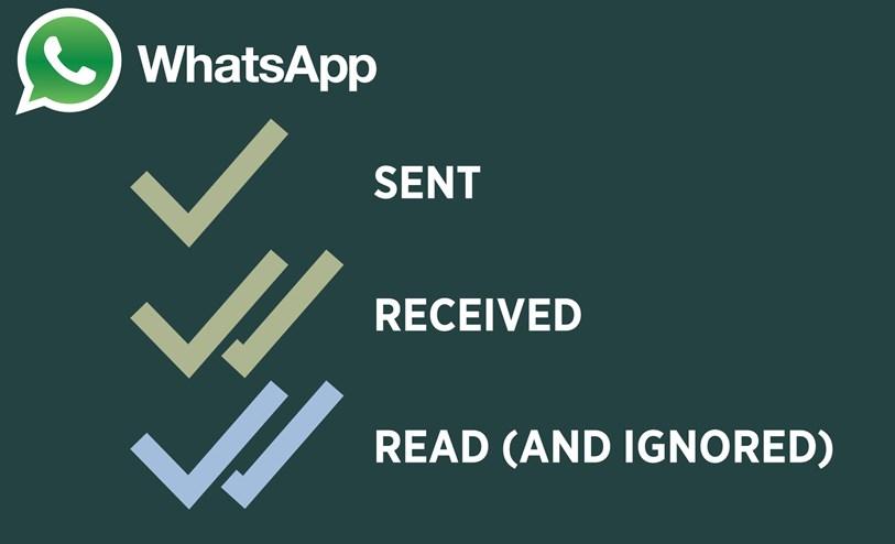 Status pesan di WhatsApp (c) LinkedIn