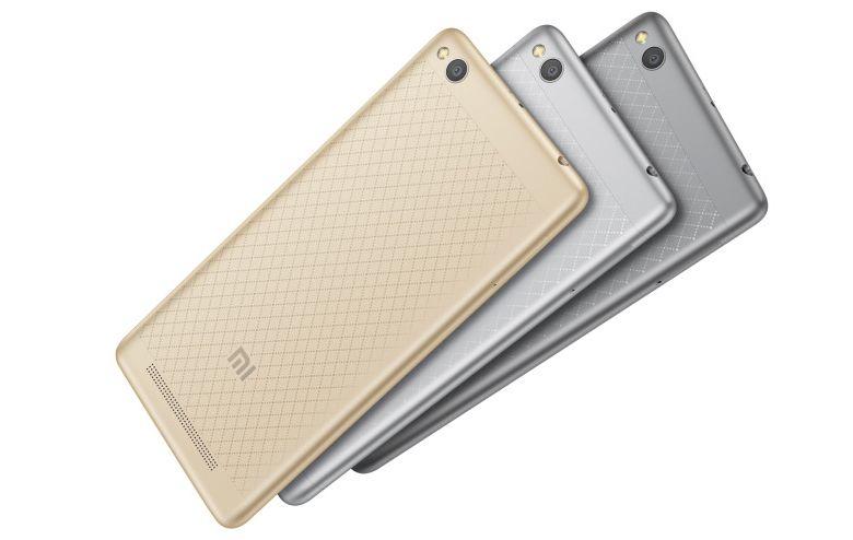 Redmi 3 (c) Xiaomi