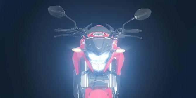 Honda CB150R LED (c) Merdeka