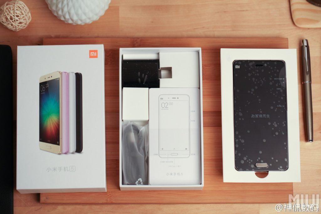 Kotak Xiaomi Mi 5 (c) Xiaomi - Generasi Muda