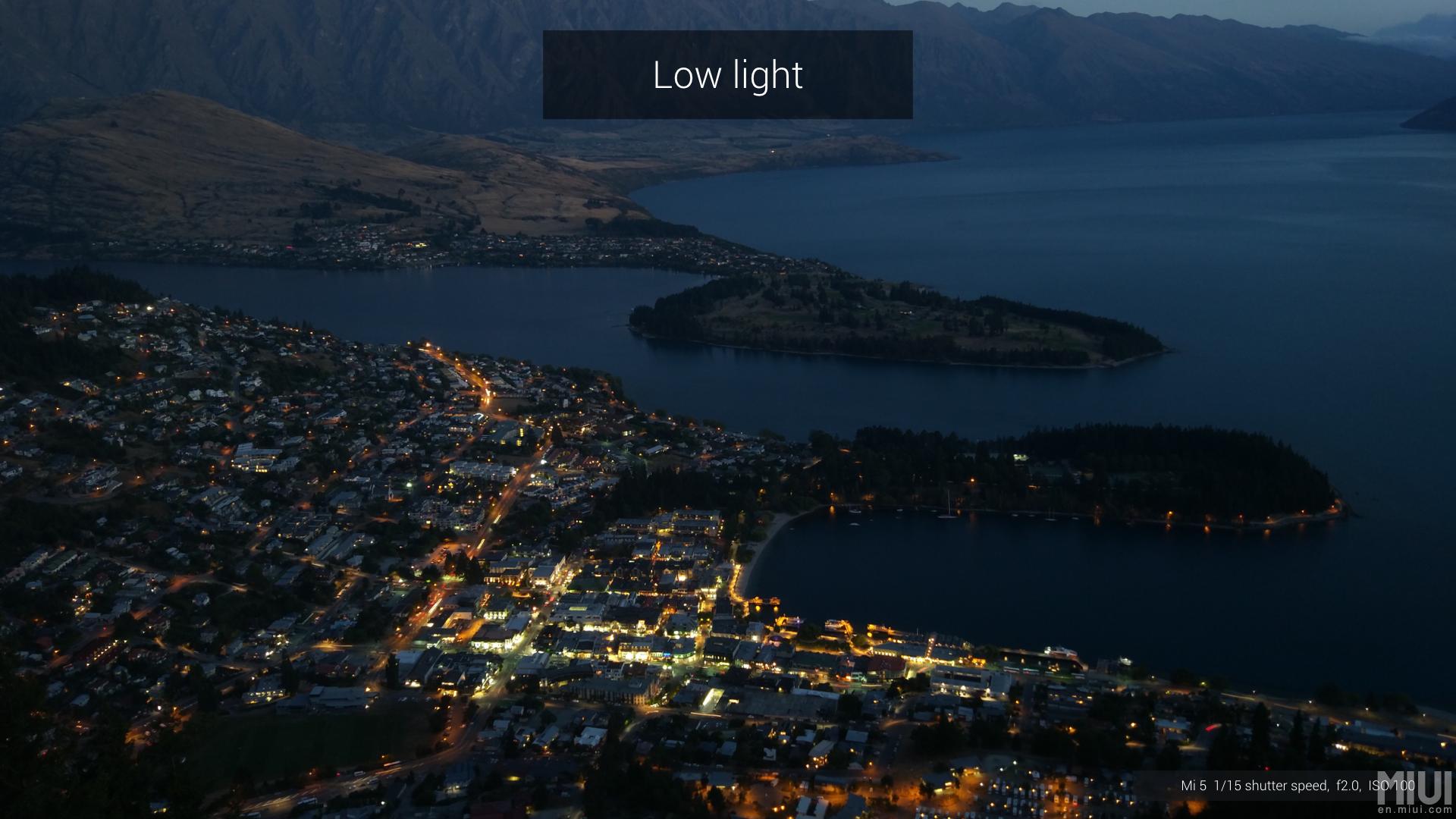 Hasil Foto Mi 5 low-light (c) Xiaomi - Generasi Muda
