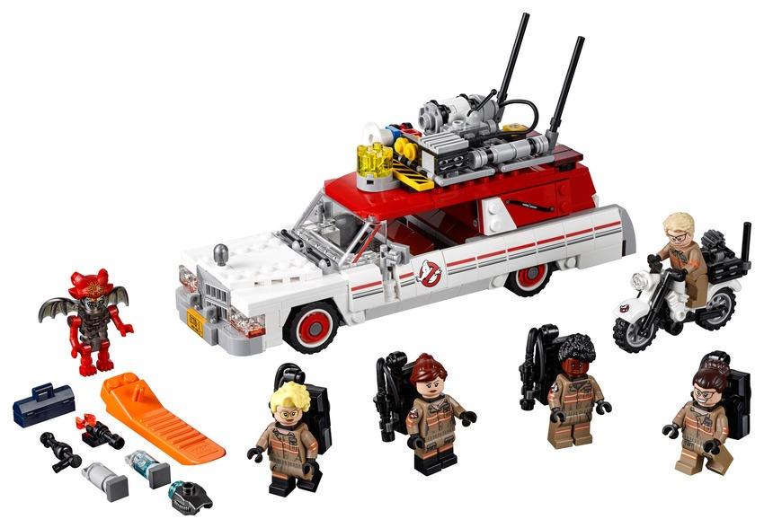 Lego Ghostbusters III Collection (Foto: Lego)