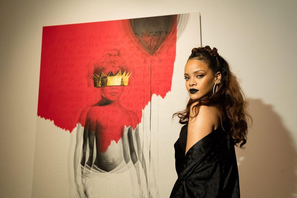 Rihanna - 'Anti' (Sumber: Christopher Polk/Getty Images for WESTBURY ROAD ENTERTAINMENT LLC)