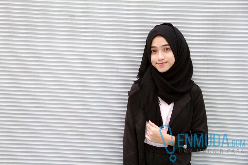 Selebgram Shirin Al Athrus (foto: Genmua.com/2016 Aditya Soeprapto)