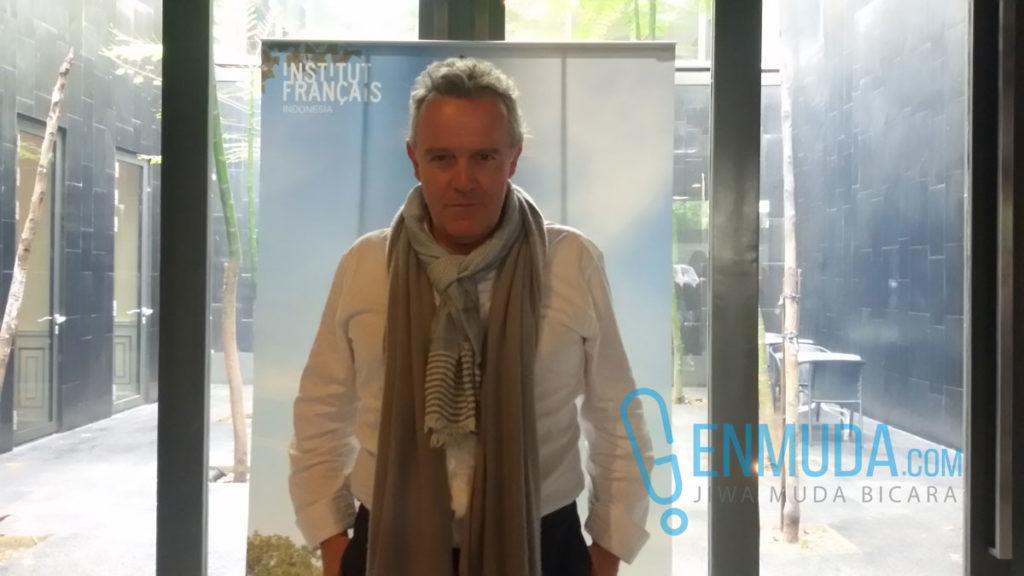 Chef Alain Passard (Foto: Genmuda.com/2016 Gabby)