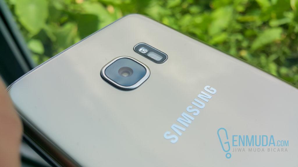 Samsung Galaxy S7 Edge 12 MP Camera Dual Pixel f/1,7 (c) Genmuda.com/Sari Muda
