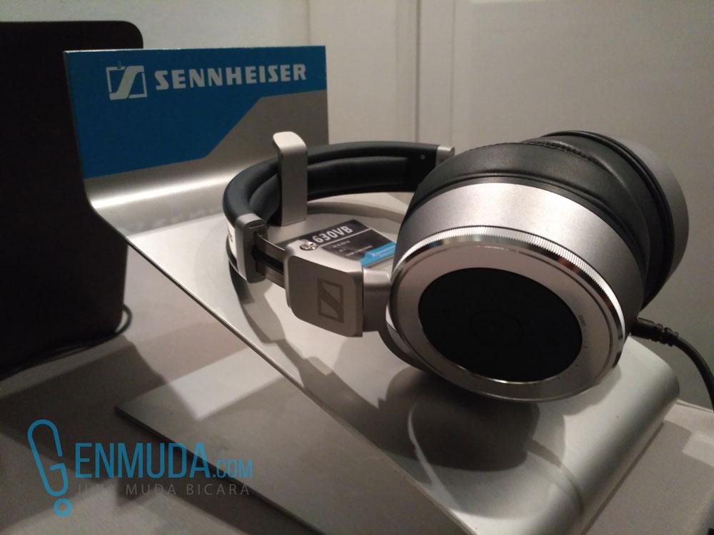 Sennheiser HD 630VB (Sumber: Genmuda.com/2016 Liki)