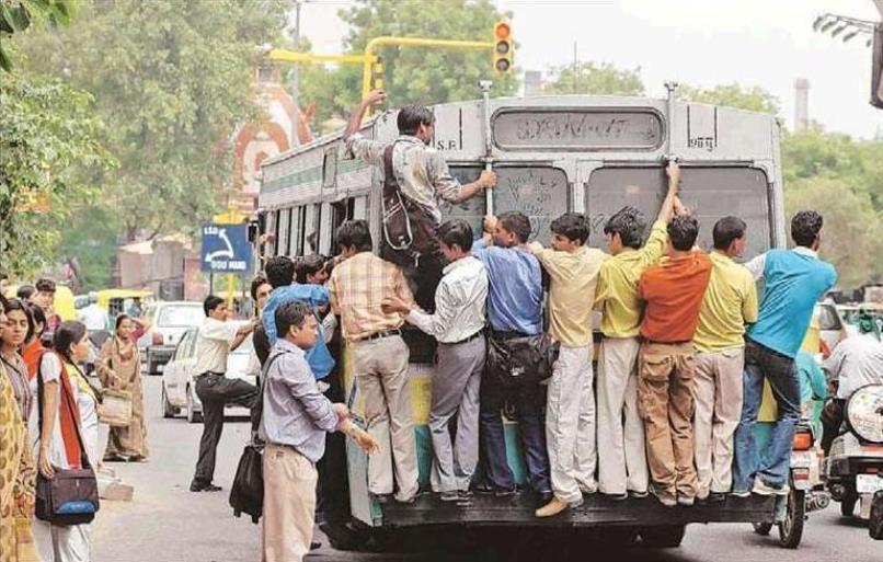 hikmah terselubung naik kendaraan umum_2