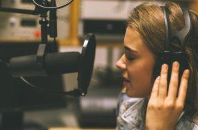 woman-recording-song