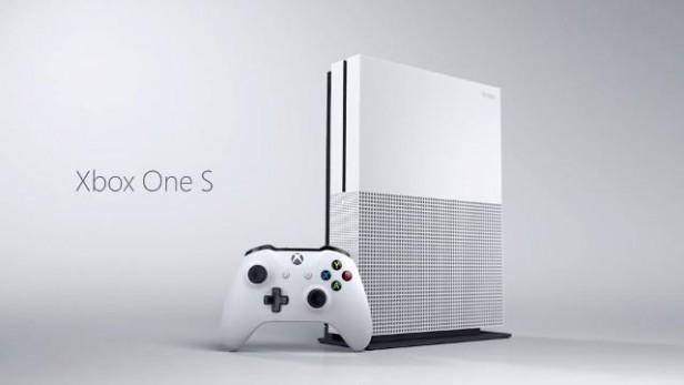 Xbox One S, lebih kecil tapi lebih powerful (c) Microsoft