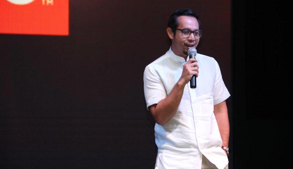 Anvin Erdian, 4P Manager MBG Lenovo Indonesia (Foto: Bening Communication)