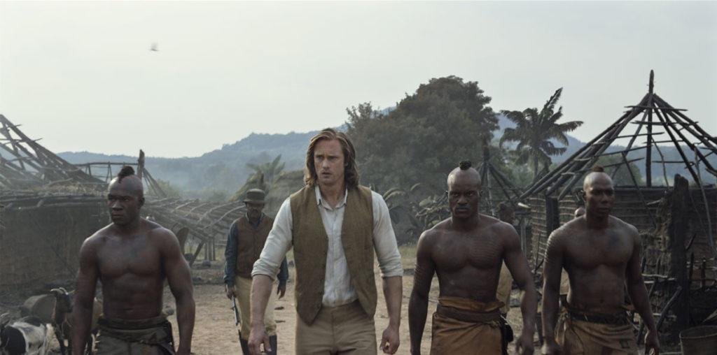 Salah satu adegan Tarzan dan warga Suka Kuba (Sumber: Istimewa)