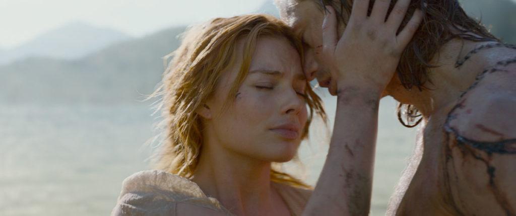Salah satu adegan Tarzan dan Jane (Sumber: Istimewa)