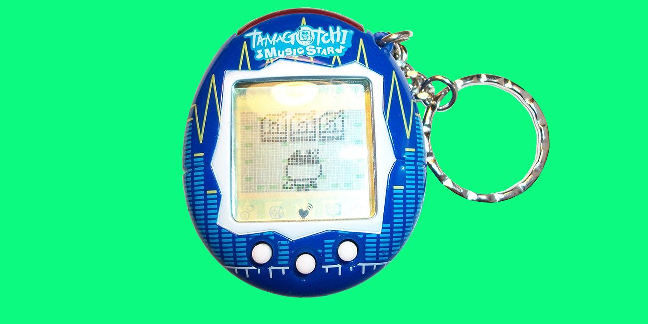 Tamagotchi (Sumber: ppcorn.com)