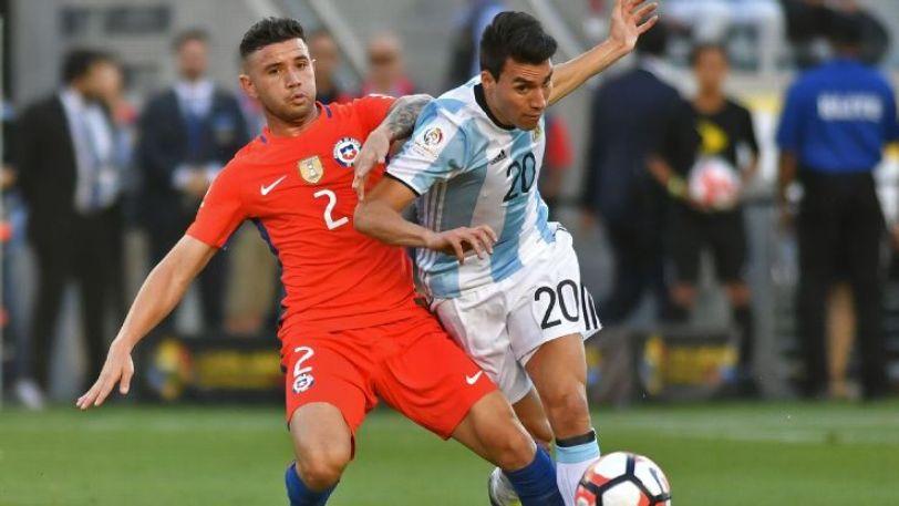 chile lawan argentina copa america