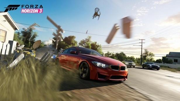 Forza Horizon 3bakal manjain kamu dengan suasana Australia yang penuh petualangan! (c) Microsoft