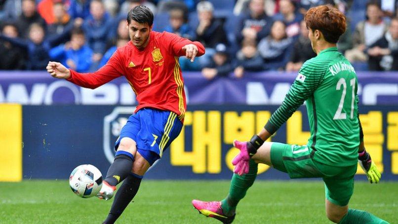 spanyol menang lawan korsel 3
