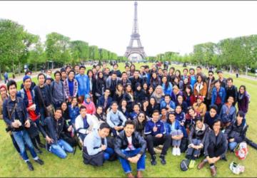 mahasiswa indonesia ke perancis