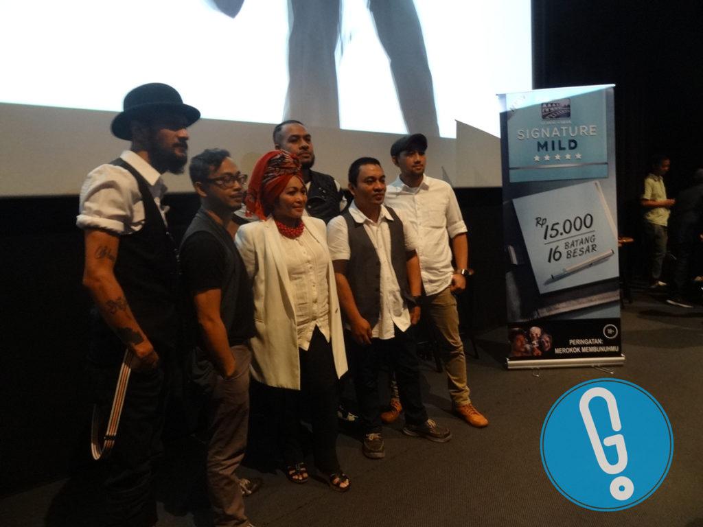 The Groove di acara konferensi pers 'D'Essentials of Groove' di CGV Blitz Grand Indonesia, Kamis (4/8) (Foto: Genmuda.com/2016 Gabby)