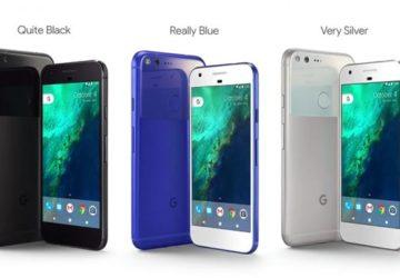 via google pixel