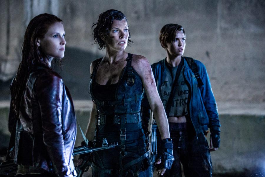 via Resident Evil