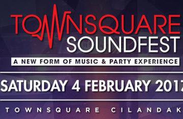 Via Town Square Sound Fest
