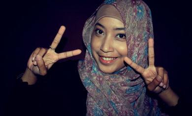 hijab apan nih