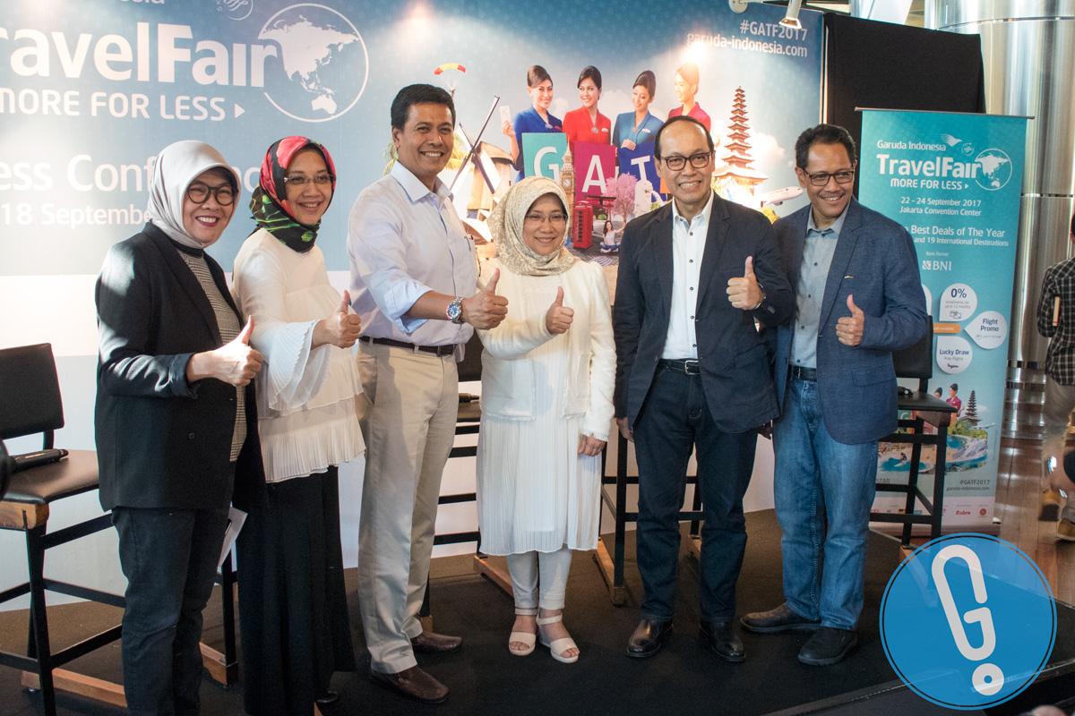 Garuda Travel Fair 2017 Fase Ii Siap Kasih Kamu Tiket Murah Untuk 83 Jakarta Ke Jepang Pergi Pulang Dengan Indonesia Destinasi Wisata