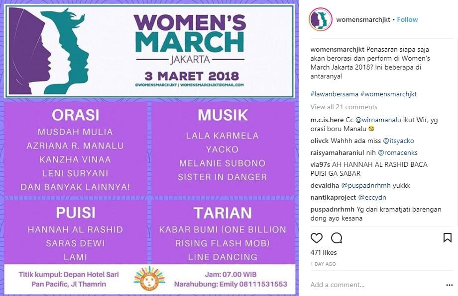 via IG @womensmarchjkt
