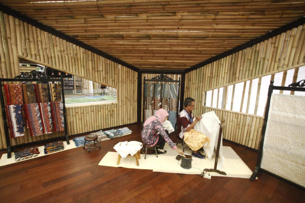 via: Indonesia Pavilion